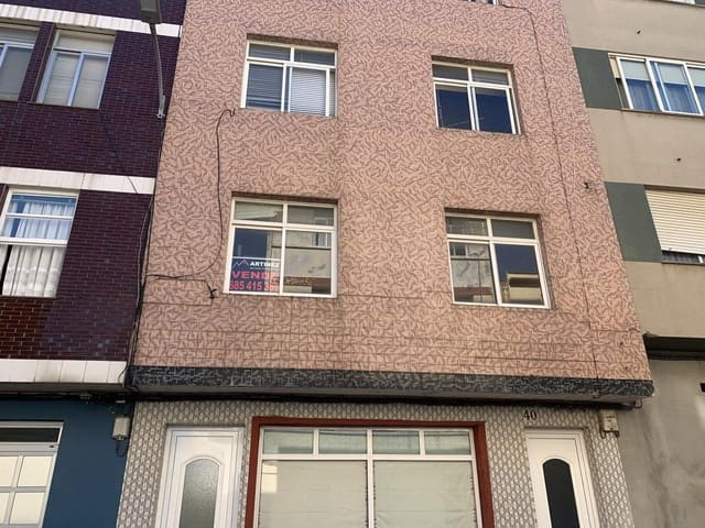 9 chambre Villa/Maison Mitoyenne à vendre à Cedeira - 75 000 € (Ref: 5613653)