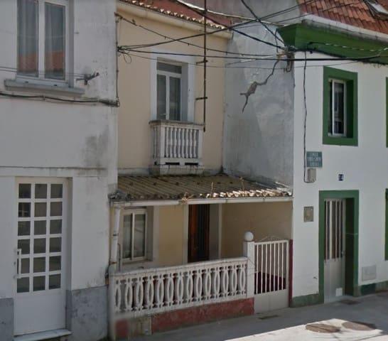 2 sovrum Radhus till salu i Cedeira - 45 000 € (Ref: 5641938)
