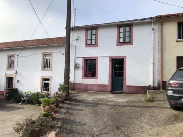 4 bedroom Terraced Villa for sale in Cedeira - € 60,000 (Ref: 6315815)