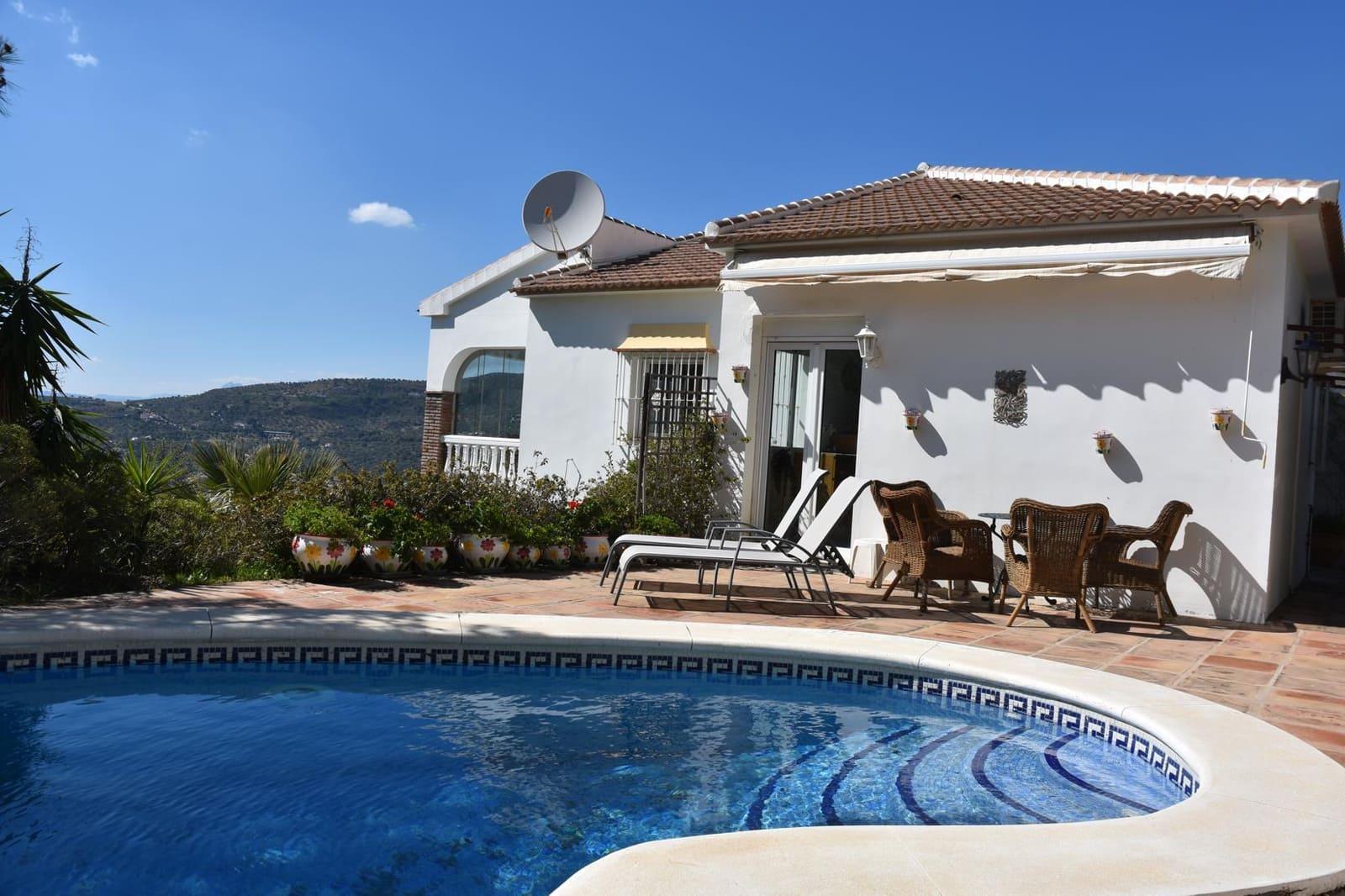 4 bedroom Villa for sale in Alcaucin with pool - € 274,000 (Ref: 4365518)