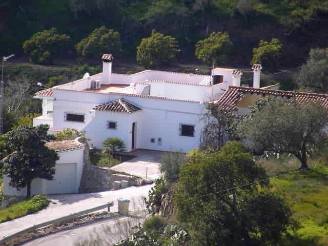 2 sovrum Finca/Hus på landet till salu i Vinuela med pool - 292 500 € (Ref: 4919799)