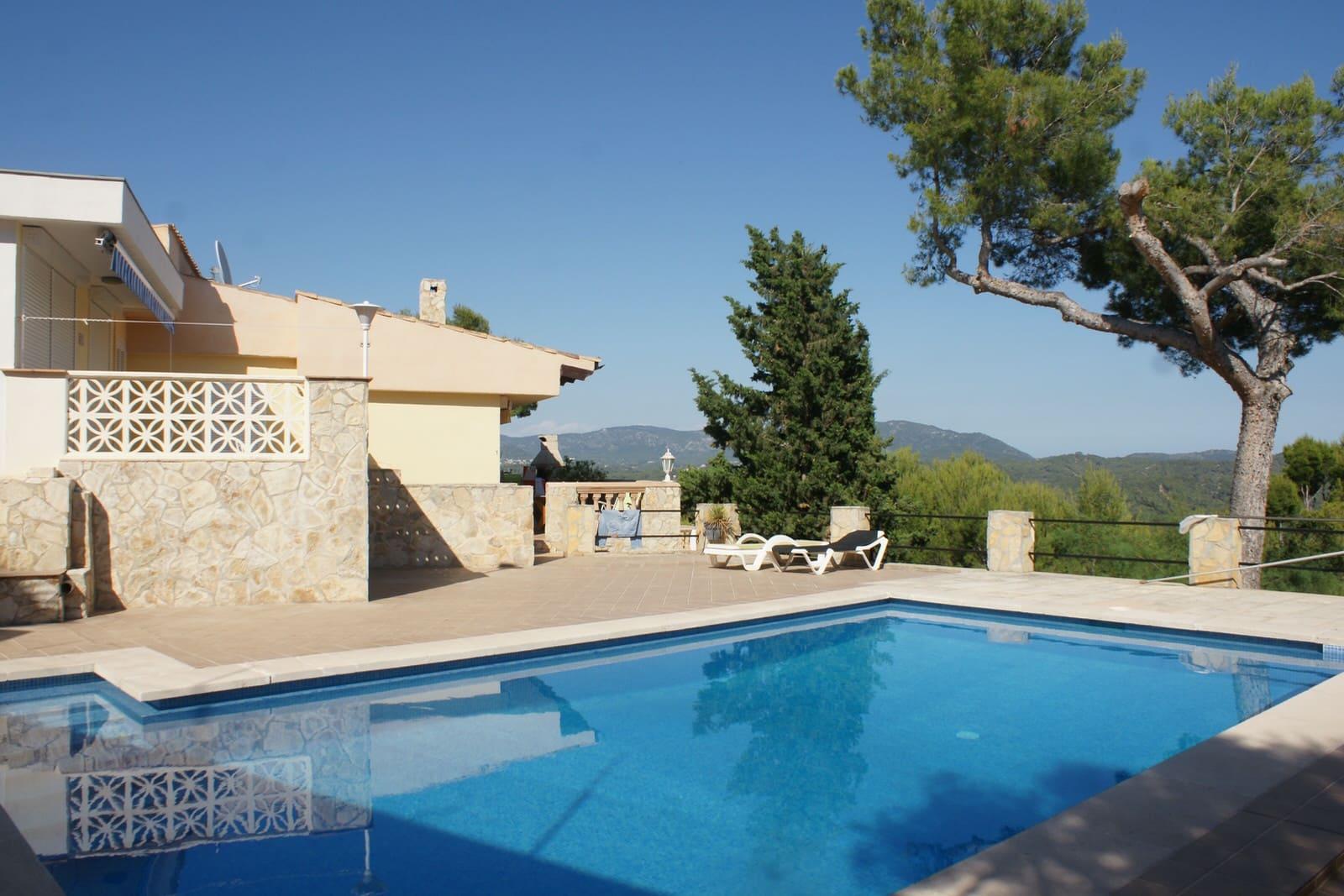 2 sypialnia Dom szeregowy na sprzedaż w Peguera / Paguera - 369 900 € (Ref: 4299943)