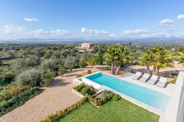 Chalet de 5 habitaciones en Son Gual en venta con piscina - 2.500.000 € (Ref: 4415086)