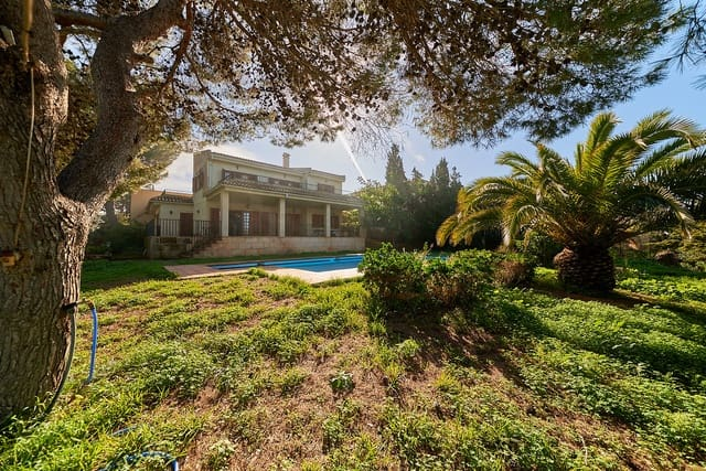 4 chambre Maison de Ville à vendre à Cala Blava avec piscine - 1 380 000 € (Ref: 4966807)