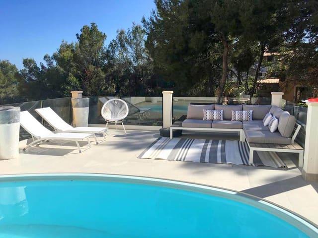 3 quarto Moradia em Banda para venda em Costa d'en Blanes com piscina - 650 000 € (Ref: 5305177)