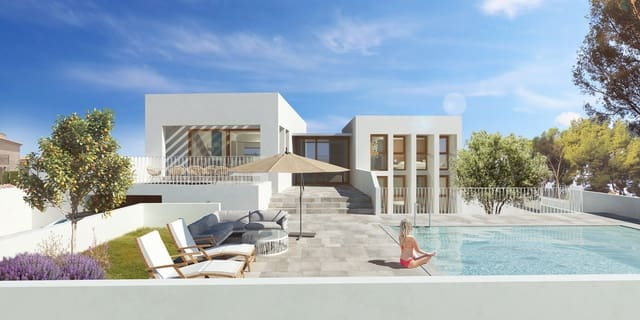 4 soverom Villa til salgs i Badia Blava med svømmebasseng - € 1 900 000 (Ref: 5359393)