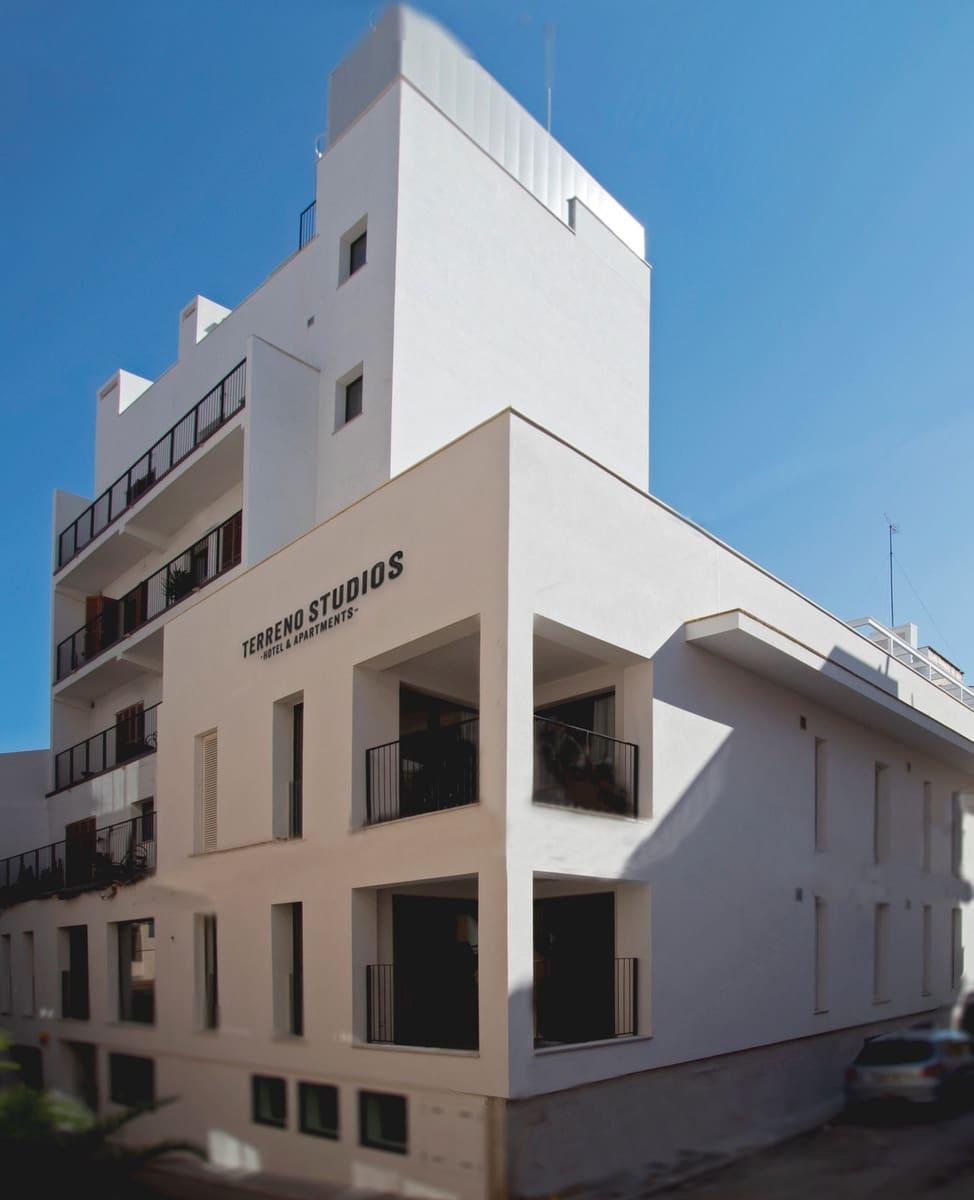 Hotel de 12 habitaciones en Palma de Mallorca en venta - 4.500.000 € (Ref: 5405478)
