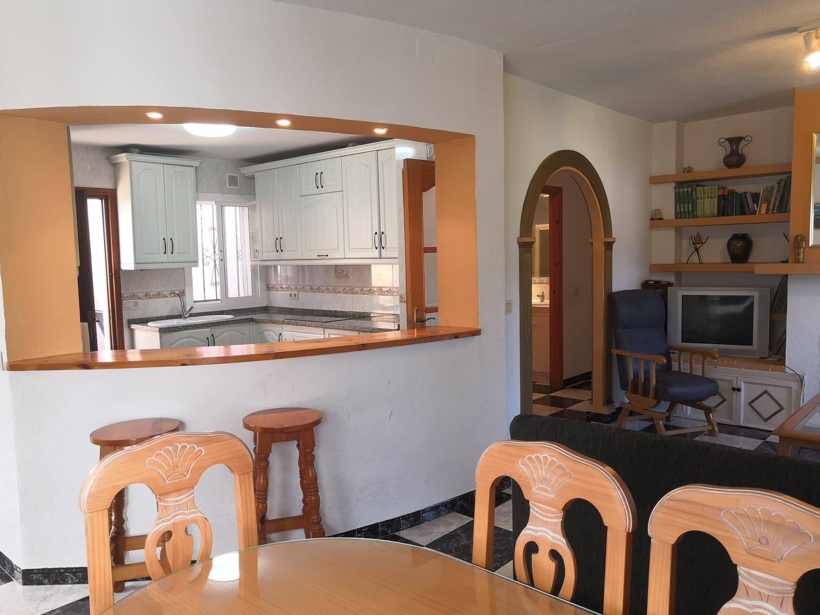4 slaapkamer Huis te huur in La Herradura - € 500 (Ref: 5165165)