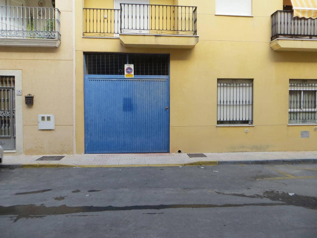 Garage till salu i Turre - 100 000 € (Ref: 5295533)