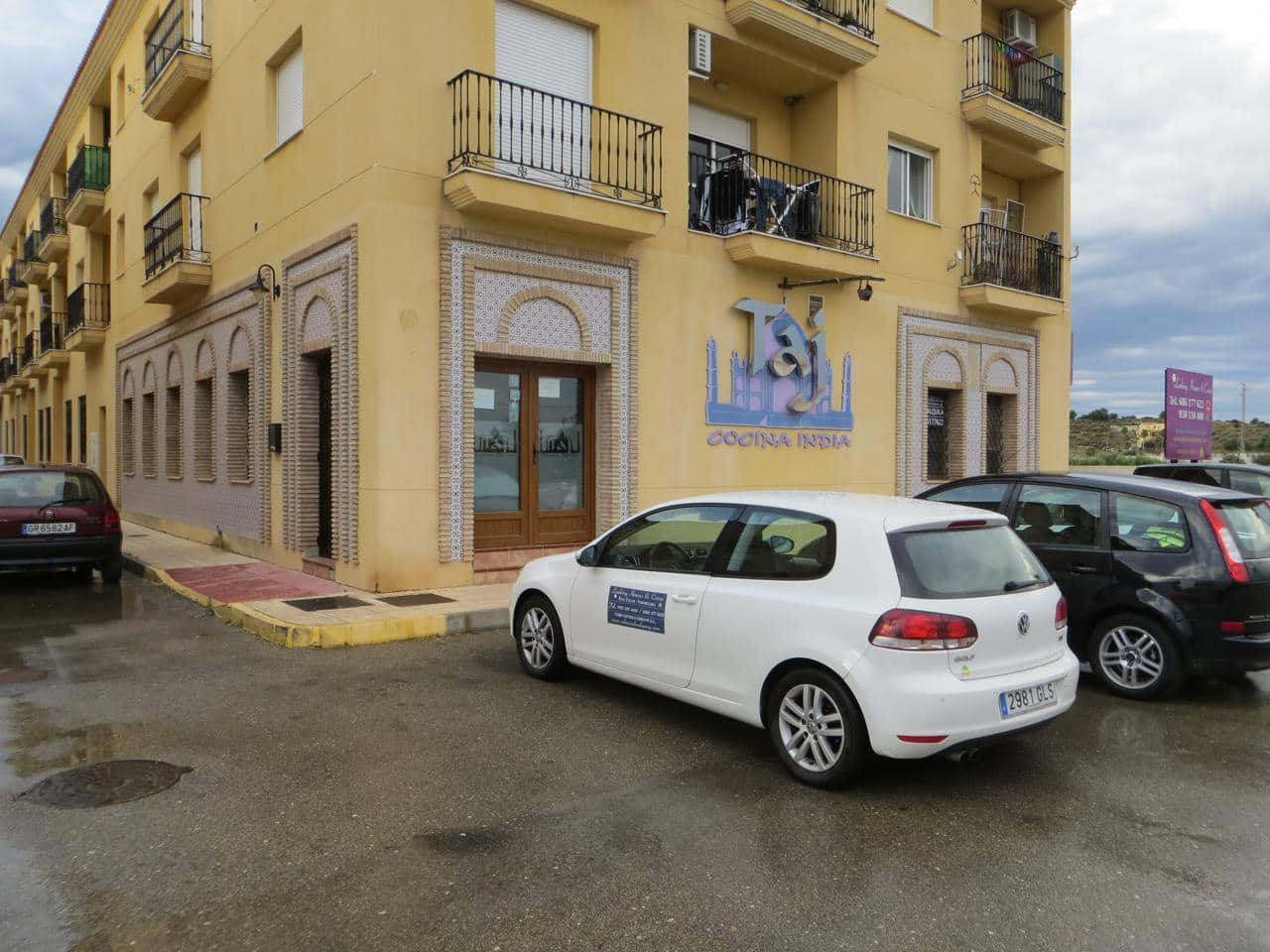 6 slaapkamer Bedrijf te huur in Turre - € 1.200 (Ref: 5295542)