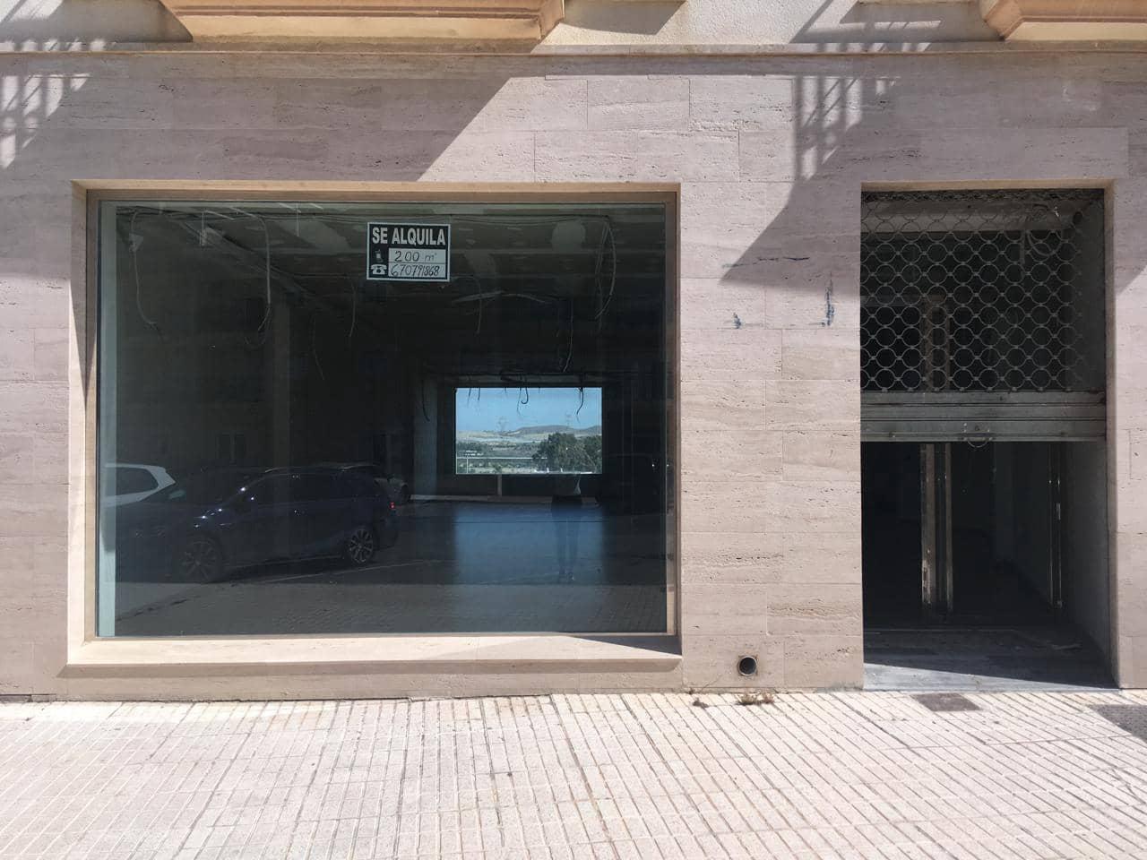 3 soveværelse Virksomhed til leje i Turre - € 700 (Ref: 5569290)