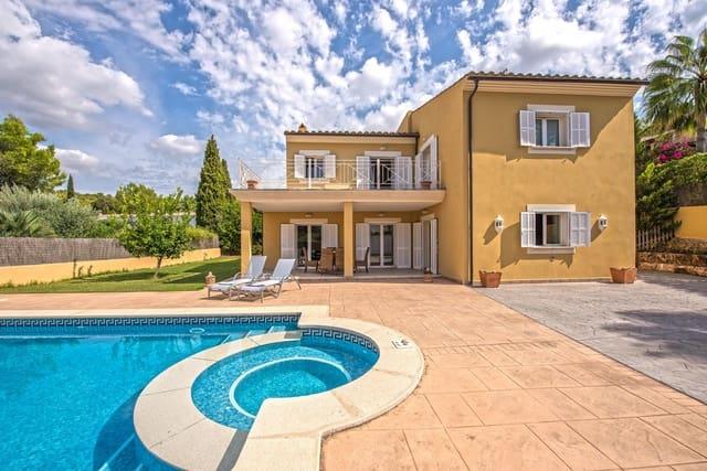 4 sypialnia Dom na sprzedaż w Costa de la Calma - 900 000 € (Ref: 5690985)
