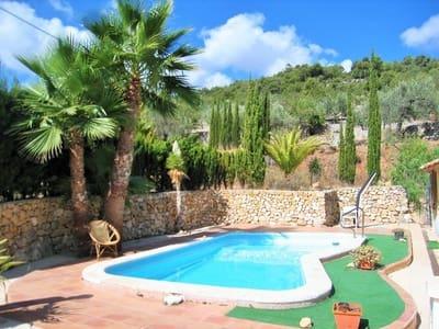 Chalet de 5 habitaciones en Benifato en venta con piscina garaje - 299.000 € (Ref: 4380592)