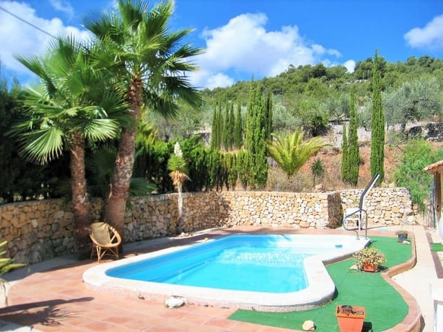 5 sovrum Villa till salu i Benifato med pool garage - 299 000 € (Ref: 4380592)