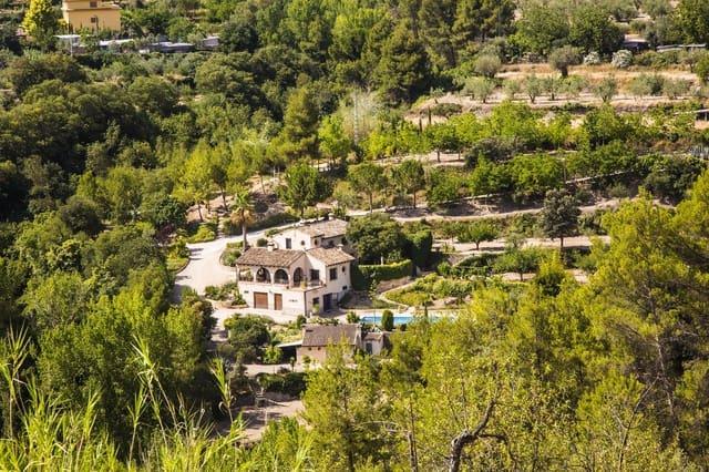 5 chambre Villa/Maison à vendre à Penaguila avec garage - 590 000 € (Ref: 5014796)