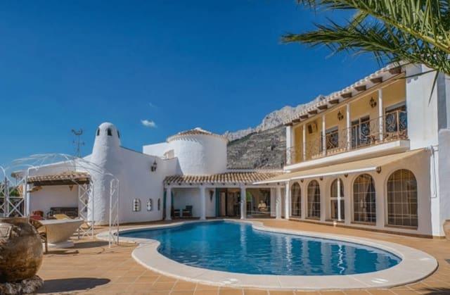 3 chambre Finca/Maison de Campagne à vendre à Altea avec piscine garage - 790 000 € (Ref: 5095029)