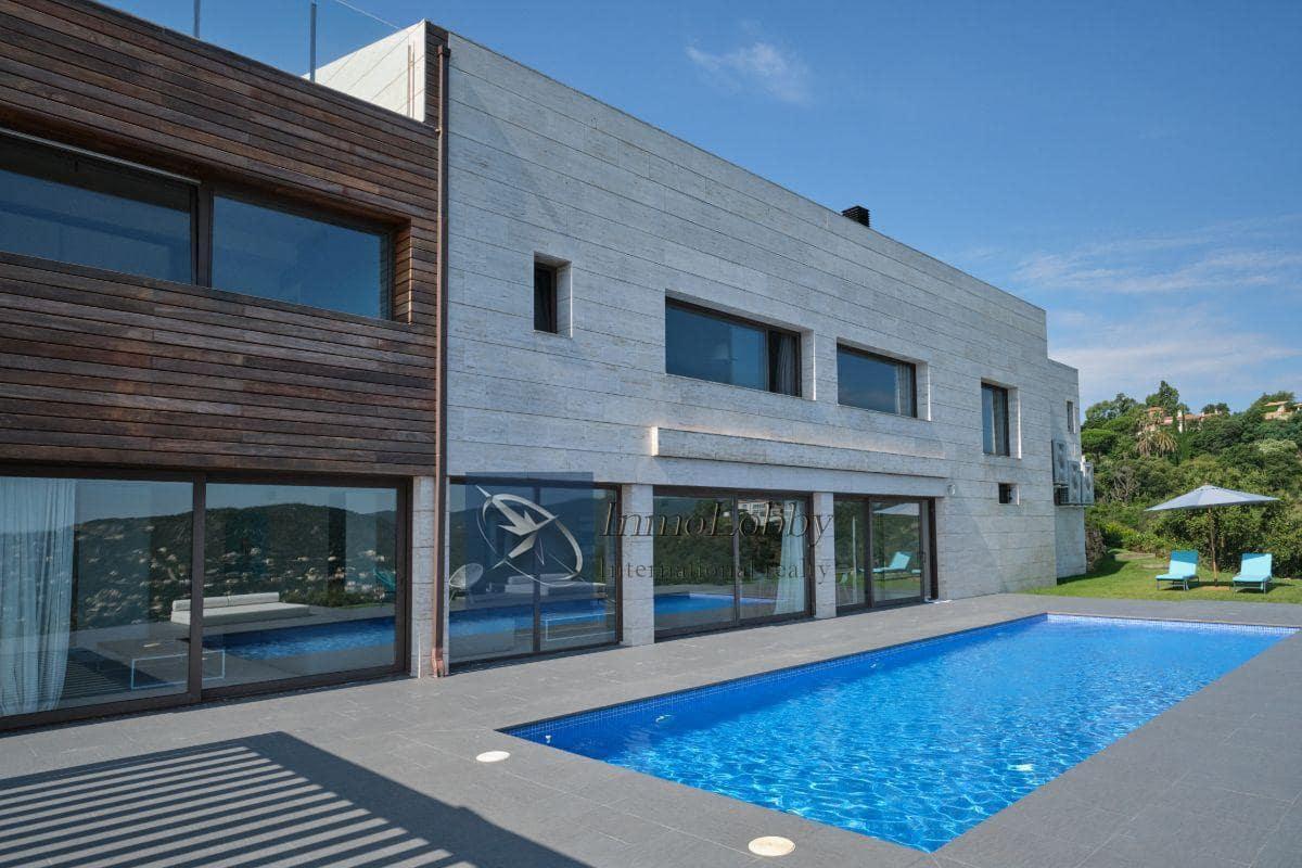 5 bedroom Villa for rent in Platja d'Aro with pool - € 10,000 (Ref: 6004722)