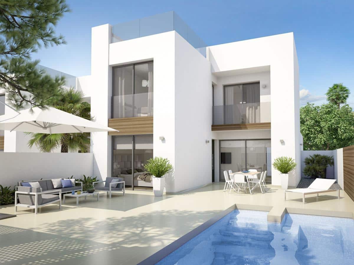 Chalet de 3 habitaciones en Benijófar en venta - 249.900 € (Ref: 4363348)