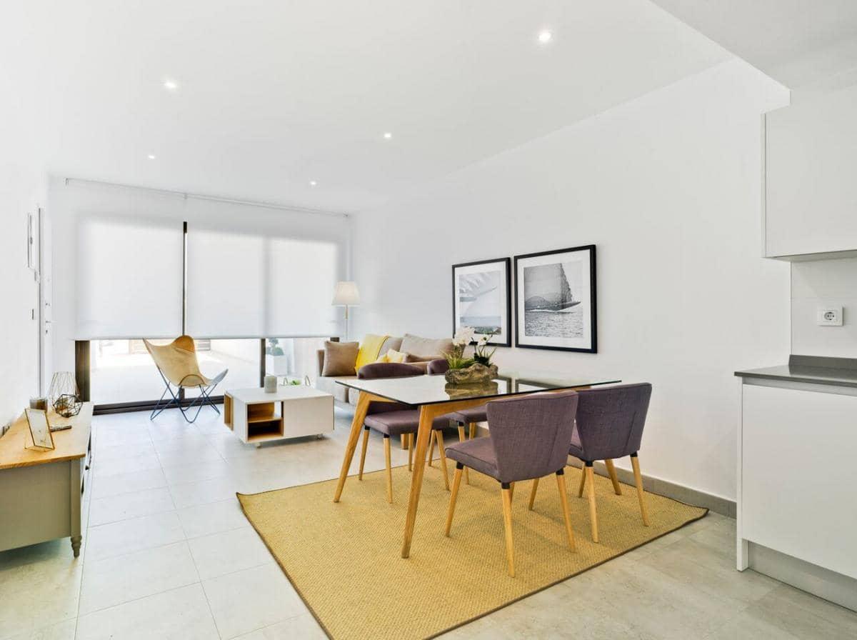 Apartamento de 3 habitaciones en Pilar de la Horadada en venta - 201.900 € (Ref: 4363435)
