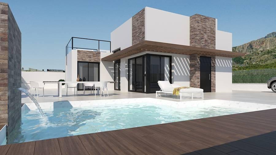 Chalet de 3 habitaciones en Polop en venta - 295.000 € (Ref: 4363583)