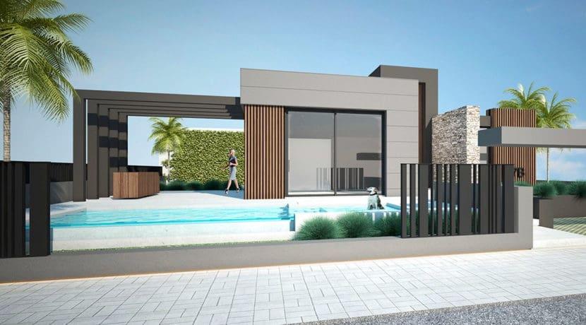 Chalet de 3 habitaciones en Polop en venta - 329.818 € (Ref: 4617990)