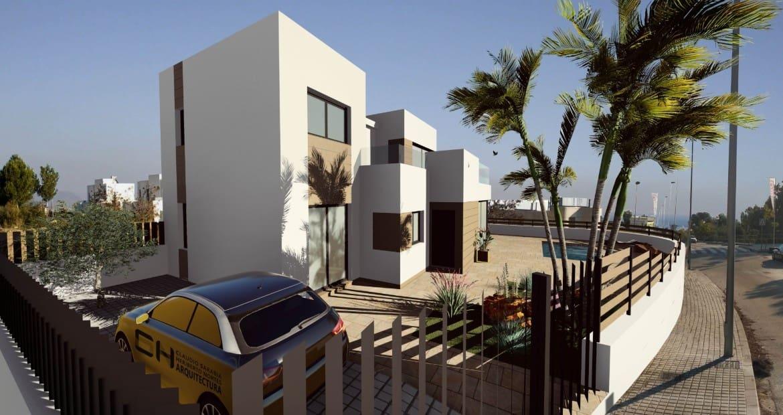 Chalet de 4 habitaciones en Polop en venta - 344.899 € (Ref: 4622884)