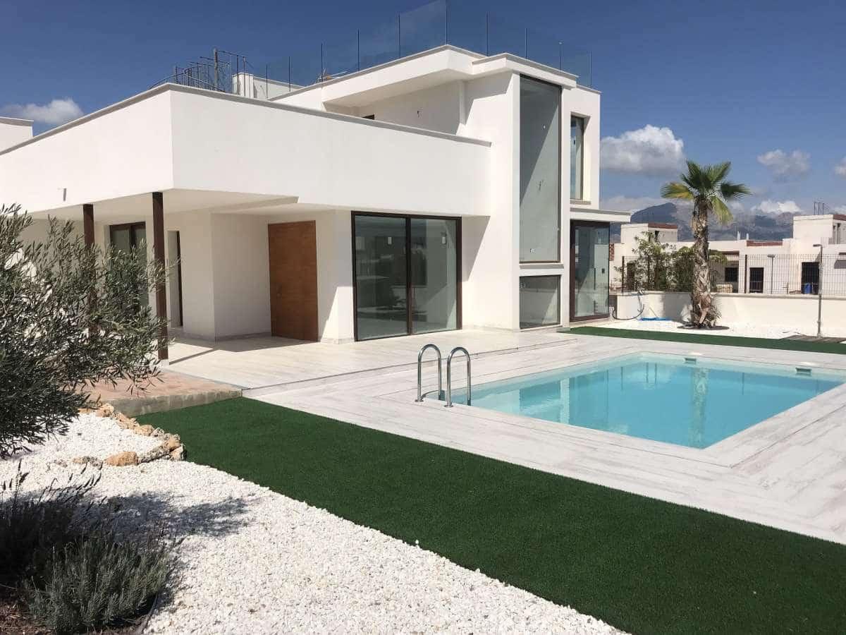 Chalet de 3 habitaciones en Polop en venta - 398.000 € (Ref: 4782712)