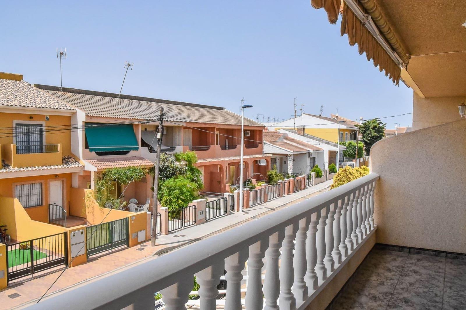 4 bedroom Townhouse for sale in San Pedro del Pinatar - € 172,000 (Ref: 4946926)