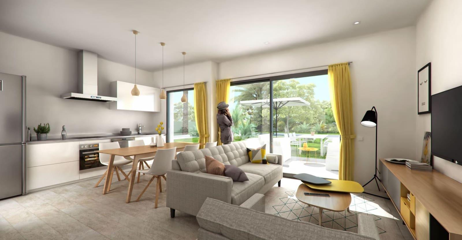 Apartamento de 3 habitaciones en Pilar de la Horadada en venta con piscina - 219.700 € (Ref: 4946960)
