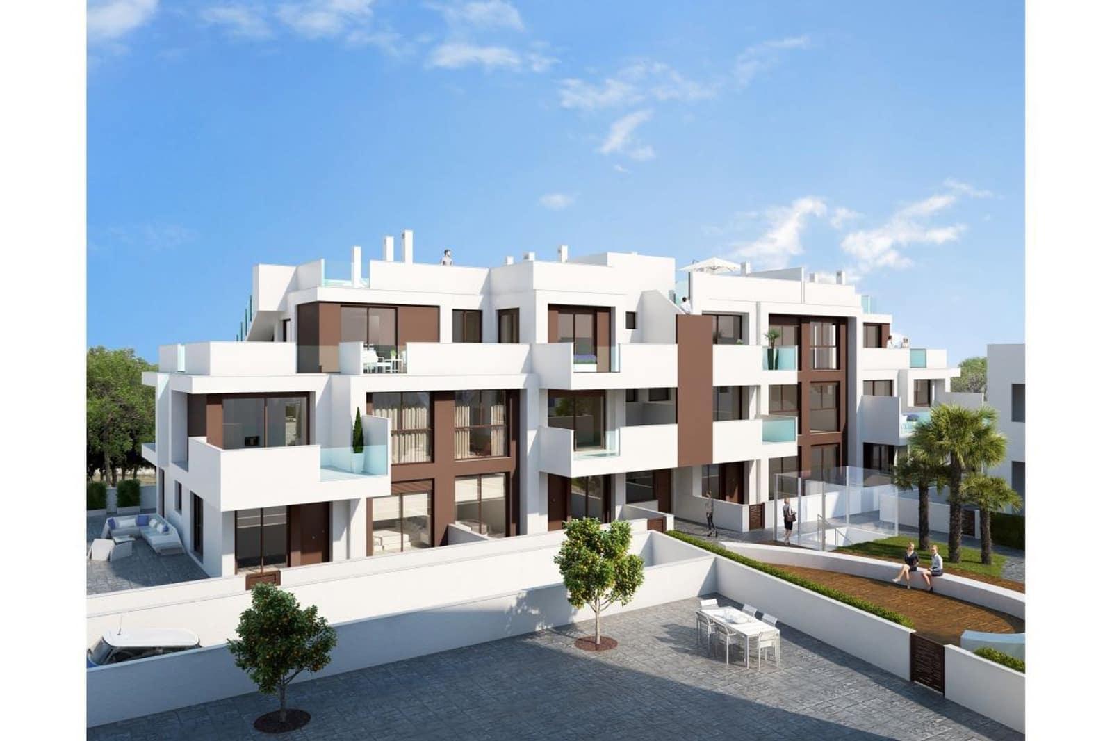 Apartamento de 3 habitaciones en Pilar de la Horadada en venta con piscina - 319.900 € (Ref: 5014264)