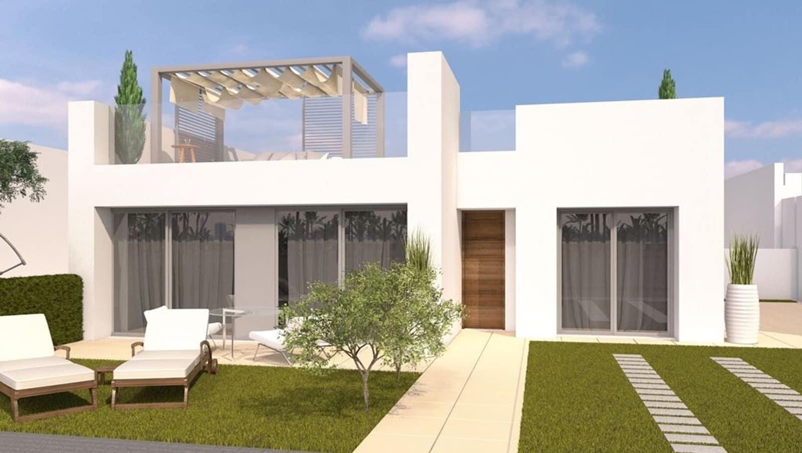 Chalet de 2 habitaciones en Pilar de la Horadada en venta con piscina - 226.900 € (Ref: 5028353)