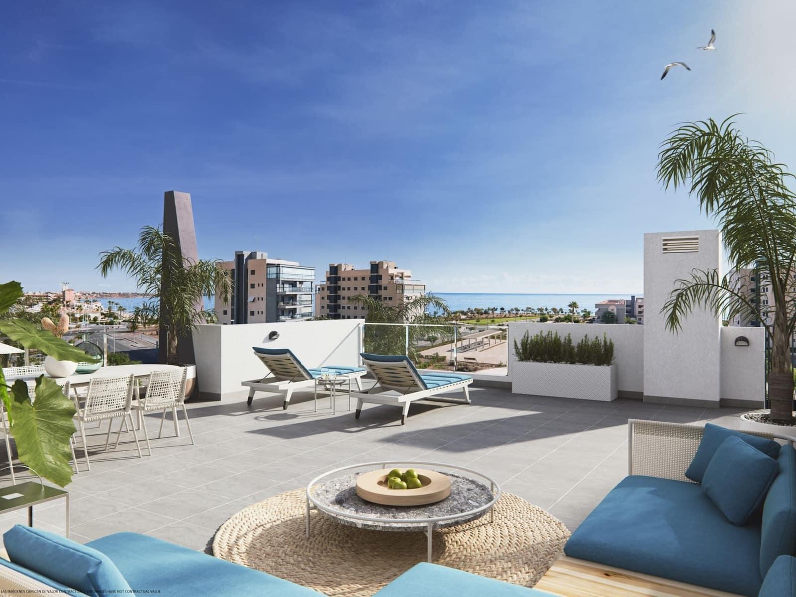 Apartamento de 2 habitaciones en Pilar de la Horadada en venta con piscina - 169.900 € (Ref: 5091315)