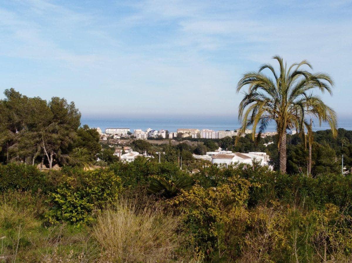 Byggetomt til salgs i Javea / Xabia - € 750 000 (Ref: 5099142)