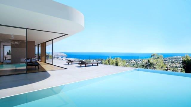 4 camera da letto Villa in vendita in Moraira con piscina garage - 2.950.000 € (Rif: 5499212)