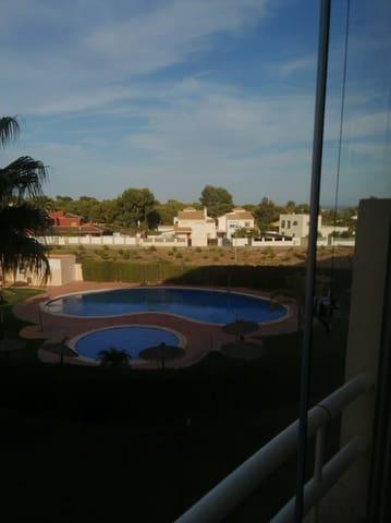 2 soverom Leilighet til leie i Dehesa de Campoamor med svømmebasseng - € 599 (Ref: 5978357)
