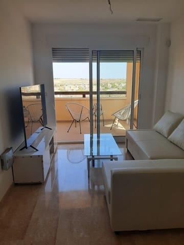 2 soveværelse Lejlighed til leje i La Tercia med swimmingpool garage - € 450 (Ref: 5978413)