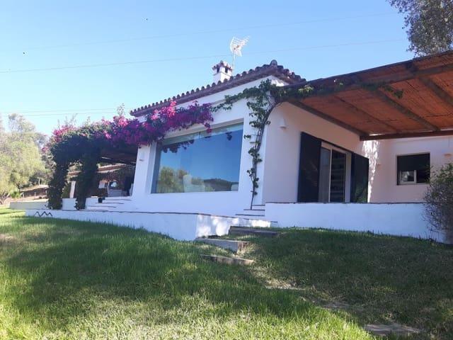 4 sypialnia Finka/Dom wiejski na kwatery wakacyjne w Jimena de la Frontera z basenem garażem - 1 830 € (Ref: 4814762)