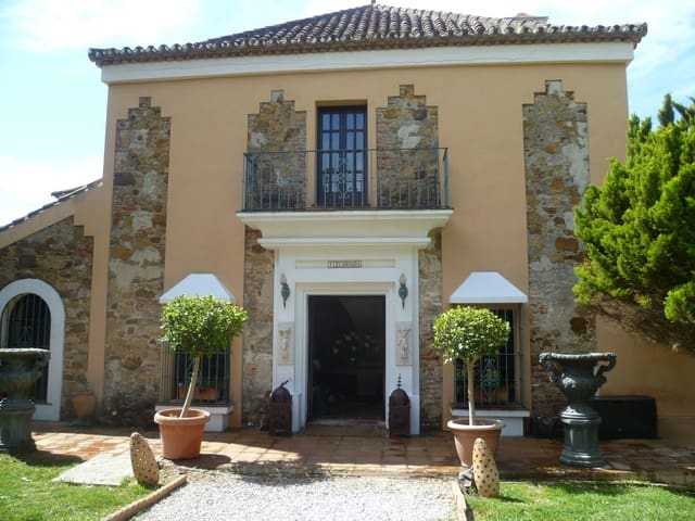 8 bedroom Finca/Country House for sale in Manilva - € 1,995,000 (Ref: 6201264)