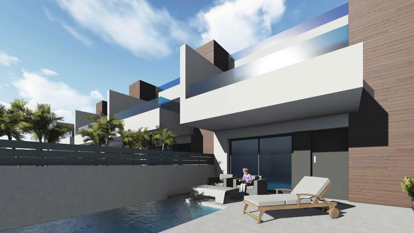 Casa de 3 habitaciones en Benijófar en venta con piscina - 225.000 € (Ref: 5105764)