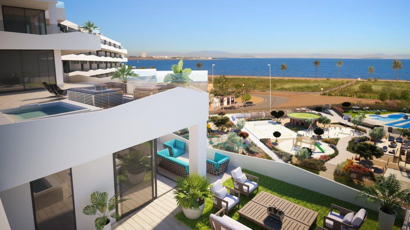 3 sovrum Takvåning till salu i Playa Paraiso med pool garage - 370 000 € (Ref: 4071926)