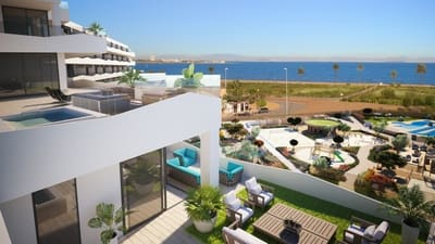 3 bedroom Penthouse for sale in Playa Paraiso with pool garage - € 370,000 (Ref: 4071926)