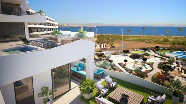 Ático de 3 habitaciones en Playa Paraiso en venta con piscina garaje - 370.000 € (Ref: 4071926)