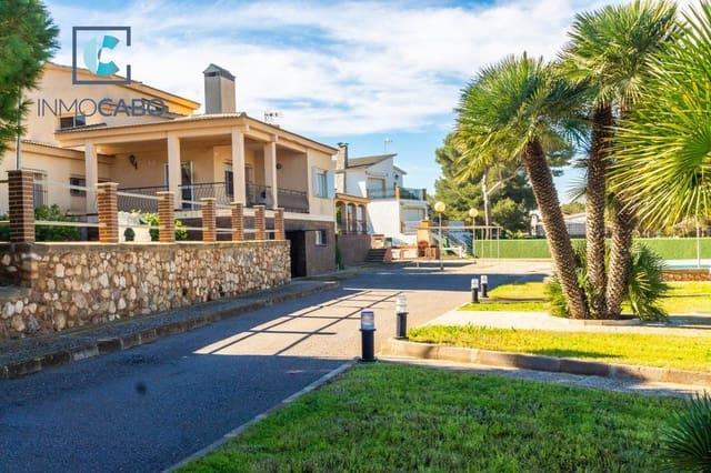 8 sovrum Finca/Hus på landet till salu i Las Barracas med pool garage - 950 000 € (Ref: 5076801)