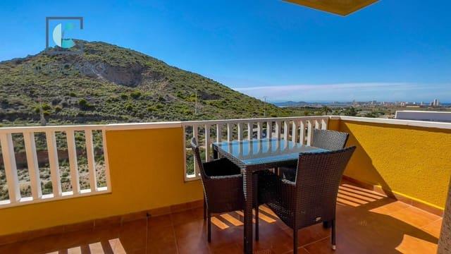 2 slaapkamer Penthouse voor vakantieverhuur in Cala Reona met zwembad - € 1.500 (Ref: 6187754)