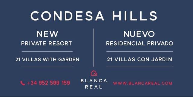 3 makuuhuone Omakotitalo myytävänä paikassa La Ponderosa mukana uima-altaan  autotalli - 449 900 € (Ref: 5667287)