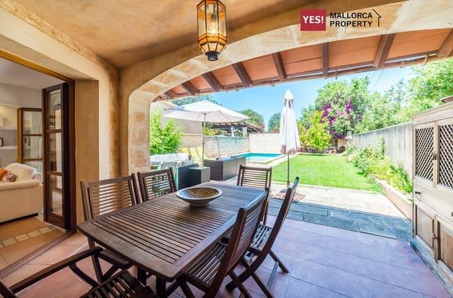 2 soverom Hus til salgs i Santa Eugenia med svømmebasseng - € 680 000 (Ref: 5150189)
