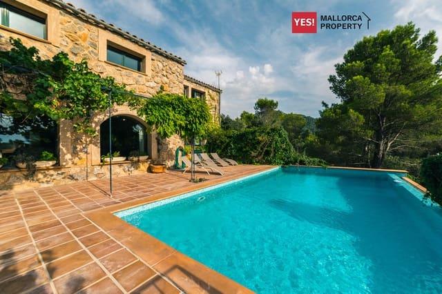 4 soverom Villa til salgs i Valldemosa med svømmebasseng - € 1 900 000 (Ref: 5150277)