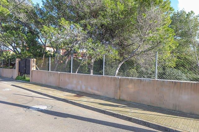 Ubebygd land til salgs i El Toro / Port Adriano - € 450 000 (Ref: 5150618)