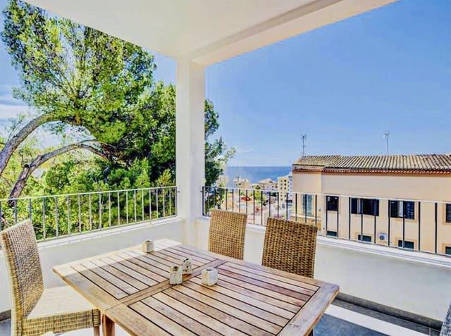 5 sovrum Villa till salu i Cala Mayor med pool - 2 200 000 € (Ref: 5196351)