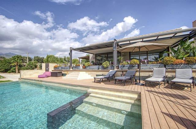 4 sovrum Villa till salu i Selva med pool garage - 1 700 000 € (Ref: 5452488)